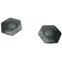 ClearOne MAXAttach Wireless Conference Phone - 1 x Phone Line(s) - 1 x RJ-11C Phone Line, 1 x Sub-mini phone Audio Out
