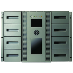HP StorageWorks MSL8096 LTO Ultrium 4 Tape Library - 4 x Drive/96 x Slot - 76.8GB (Native) / 153.6GB (Compressed) - Fibre Channel