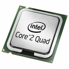 Intel Core 2 Quad Q9400 2.66GHz Desktop Processor - 2.66GHz - 1333MHz FSB - 6MB L2 - Socket T LGA-775
