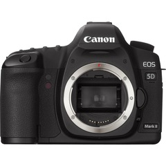 Canon EOS 5D Mark II 21.1 Megapixel Digital SLR Camera (Body Only) - 3