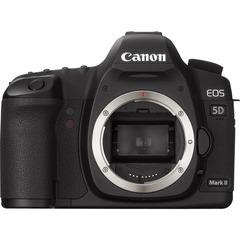 Canon EOS 5D Mark II 21.1 Megapixel Digital SLR Camera (Body Only) - 3