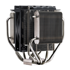 Cooler Master V8 CPU Cooler - 120mm - 1800rpm - 1 x Riffle Bearing
