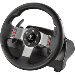 Logitech G27 Gaming Steering Wheel - Cable - USB - PC, PlayStation 2, PlayStation 3