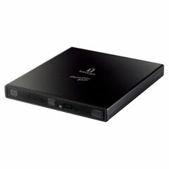 Iomega 8x DVDRW SuperSlim Drive - (Double-layer) - DVD-RAM/R/RW - 8x 8x 8x (DVD) - 24x 24x 24x (CD) - USB - External