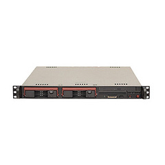 Supermicro SuperServer 5016T-TB Barebone System - Intel X58 Express - Socket B - Core i7 (Quad-core), Core i7 Extreme Edition (Quad-core) - 24GB Memory Support