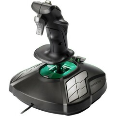Guillemot T.16000M Joystick - Gaming Joystick - Cable
