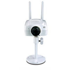 TRENDnet ProView Wireless N Internet Camera - Color - CMOS - Cable Wi-Fi, Wireless