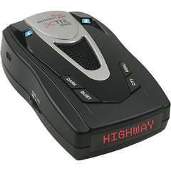 Whistler XTR-555 Radar/Laser Detector - X-band, K-band, Ka Superwide, Ka Band, Laser - VG-2 Immunity, VG-2 Alert - City, Highway - 360 Detection