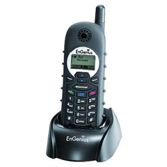 EnGenius DURAFON 4X-HC Long Range Industrial Cordless Phone Systems - 1 x Phone Line(s) - 1 x Sub-mini phone Headset
