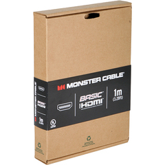 Monster Cable HDMI Cable - HDMI Digital Audio/Video - 3.28ft