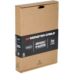 Monster Cable HDMI Cable - HDMI Digital Audio/Video - 13.12ft