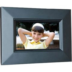 Sungale MD700T Touch Screen Digital Photo Frame - Audio Player, Video Player, Photo Viewer - 7
