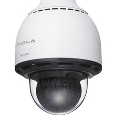 Sony SNC-RS86N Outdoor Dome Network Camera - Color - CCD - Cable