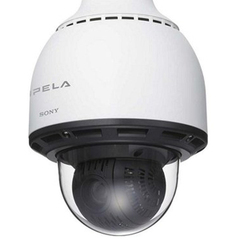 Sony SNC-RS84N Outdoor Network Dome Camera - Color - CCD - Cable