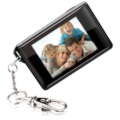 Coby DP180 Keychain Digital Photo Frame - Photo Viewer - 1.8