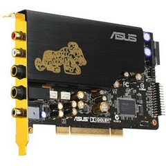 Asus Xonar Essence ST 7.1 Channel Sound Card - AV100 - PCI - 24 bit - Internal