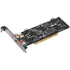 Asus Xonar DS 7.1 Channels Sound Card - AV200 - PCI - 24 bit - Internal