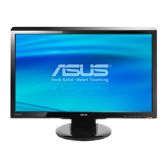 "Discount Electronics On Sale Asus VH232H 23"" LCD Monitor - 16:9 - 5 ms - 1920 x 1080 - 16.7 Million Colors - 300 Nit - 20,000:1 - Speakers - DVI - HDMI - VGA - Black"