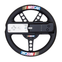 dreamGEAR DGWII-1243 NASCAR Racing Wheel Gaming Controller Accessory