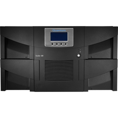 Quantum Scalar i80 LTO Ultrium 4 Tape Library - 1 x Drive/50 x Slot - LTO Ultrium 4 - 40 TB (Native) / 80 TB (Compressed) - Fibre Channel