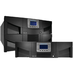 Quantum Scalar i80 LTO Ultrium 4 Tape Library - 2 x Drive/50 x Slot - LTO Ultrium 4 - 40 TB (Native) / 80 TB (Compressed) - Fibre Channel