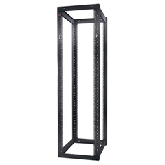 APC NetShelter 4 Post Open Rack Frame - 19