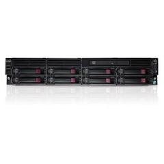 HP ProLiant 590638-001 2U Rack Server - 1 x Xeon E5620 2.40 GHz - 2 Processor Support - 8 GB Standard/192 GB Maximum RAM