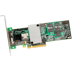Cisco LSI MegaRAID 9260-4i 4-port SAS RAID Controller - Serial ATA/600, Serial Attached SCSI (SAS) - PCI Express 2.0 x8 - Plug-in Card - RAID Supported - 0, 1,