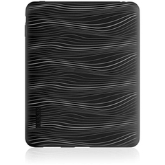 Belkin Grip Swell F8N382TT Tablet PC Skin - Tablet PC - Black - Silicone