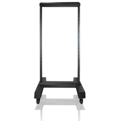 iStarUSA WO2-22B 2 Post Open Rack Frame - 22U