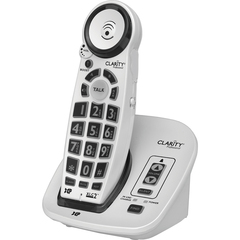Clarity XLC2 Cordless Phone - DECT - 1 x Phone Line - Caller ID - Speakerphone