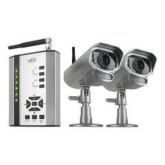 SVAT GigaXtreme GX301-013 Video Surveillance System - 2 x Camera, Digital Video Recorder, Receiver - MPEG-4 Formats