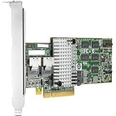 HP LSI MegaRAID 9260-8i 8-port SAS RAID Controller - Serial Attached SCSI (SAS), Serial ATA/600 - PCI Express 2.0 x8 - Plug-in Card - RAID Supported - 0, 1, 5,