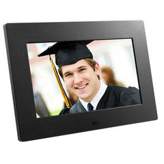 Aluratek ADPF08SF Digital Photo Frame - 8