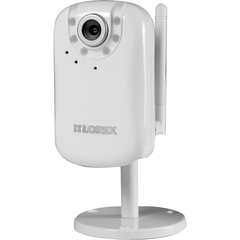 Lorex LNE3003i Surveillance/Network Camera - Color - CMOS - Wireless - Wi-Fi - Ethernet