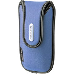 Sony LCS UL Camera Case - Top-loading - Belt Clip - 1 Pocket - Nylon - Blue