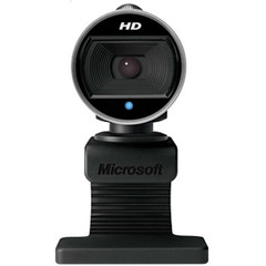 Microsoft LifeCam 6CH-00001 Webcam - USB 2.0 - 1280 x 720 Video - CMOS Sensor