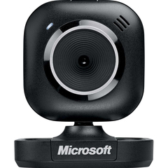 Microsoft LifeCam VX-2000 Webcam - 0.3 Megapixel - USB 2.0 - 640 x 480 Video - CMOS Sensor