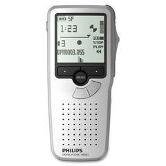 Philips Pocket Memo LFH9380 2GB Digital Voice Recorder - 2 GB Secure Digital (SD) Card - LCD - Portable