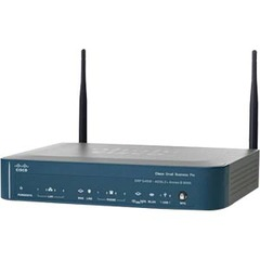 Cisco SRP547W Wireless Router - IEEE 802.11n - ISM Band - 54 Mbps Wireless Speed - 6 x Network Port