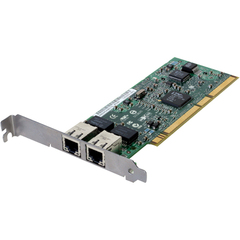 HP-IMSourcing ProLiant NC7170 Dual Port PCI-X Gigabit Server Adapter - 2 x Network (RJ-45)