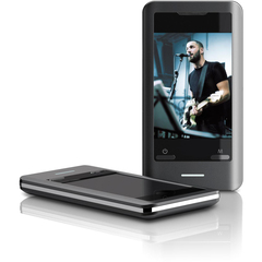 Coby MP827 4 GB Flash Portable Media Player - Video Player, Audio Player, Photo Viewer, FM Tuner - 2.8