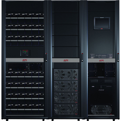 APC Symmetra PX SY100K250D 100kVA Tower UPS - 0.12 Hour Full Load, 0.33 Hour Half Load - 100 kVA - SNMP Manageable