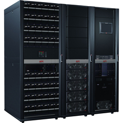 APC Symmetra PX SY125K250D 125kVA Tower UPS - 0.10 Hour Full Load, 0.30 Hour Half Load - 125 kVA - SNMP Manageable