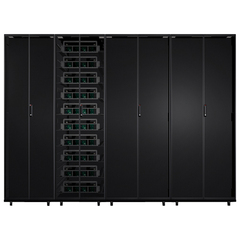 APC Symmetra PX SY200K250D 200kVA Tower UPS - 0.10 Hour Full Load, 0.30 Hour Half Load - 200 kVA - SNMP Manageable