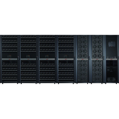 APC Symmetra PX SY500K500D 500kVA Tower UPS - 0.10 Hour Full Load, 0.29 Hour Half Load - 500 kVA - SNMP Manageable