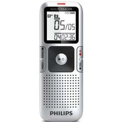 Philips Voice Tracer LFH0655 4GB Digital Voice Recorder - 4 GB Flash Memory - 1.4