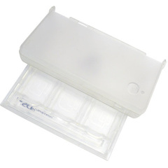 Mad Catz ArmorStore Case NOV196900N01/04/1 Carrying Case for Gaming Console - White - Impact Resistance