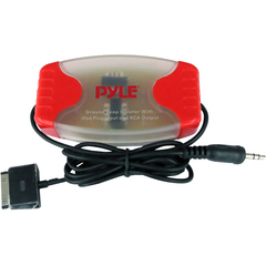 Pyle PLGI37I Audio Cable Adapter - 1 x Proprietary Connector Stereo Audio - 1 x Mini-phone Male Stereo Audio