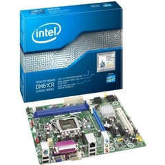 Intel Classic DH61CR Desktop Motherboard - Intel H61 Express Chipset - Socket H2 LGA-1155 - 10 x Bulk Pack - Micro ATX - 1 x Processor Support - 8 GB DDR3 SDRAM